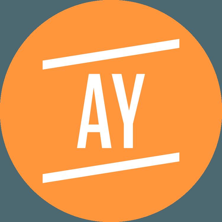 Academy Young – Badge – Arancione