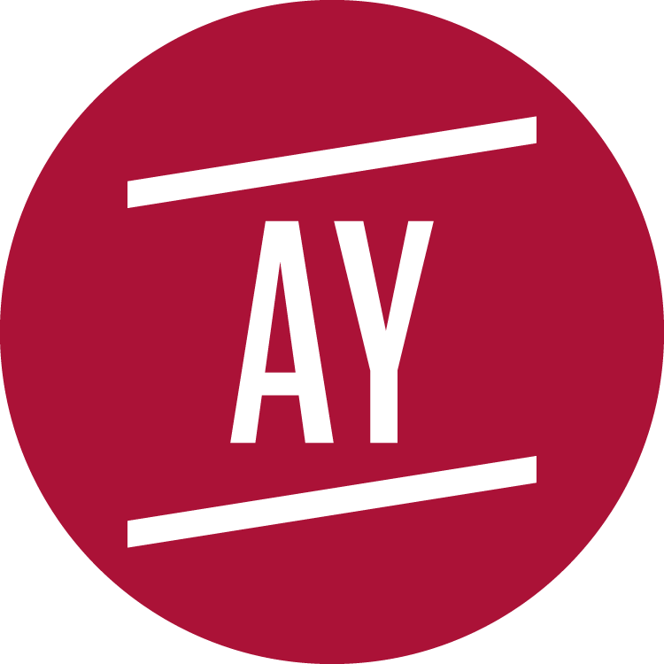 Academy Young – Badge – Rosso